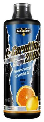 Maxler L-Carnitine 2000, 1000 мл, Citrus