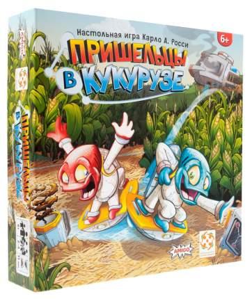 Семейная настольная игра Стиль жизни Пришельцы в кукурузе Amigo Spiel БП-00000859