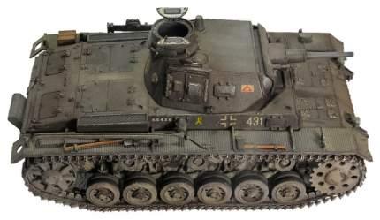Модели для сборки Zvezda 3571 немецкий средний танк T-III (F) масштаб 1:35
