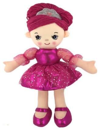 Кукла Sandeer Toys Балерина мягконабиваная Розовая, 30 см