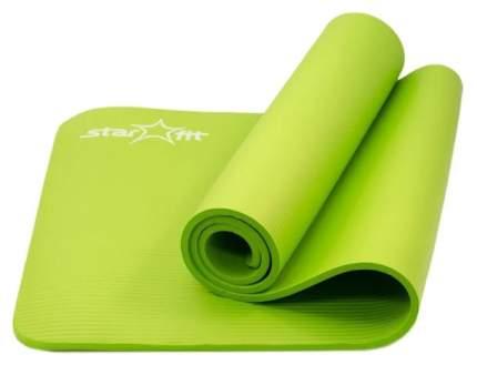 Коврик для йоги StarFit УТ-00007249 зеленый 10 мм