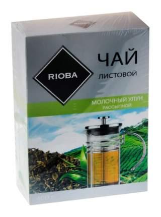 Чай молочный улун Rioba красный рассыпной листовой 400 г
