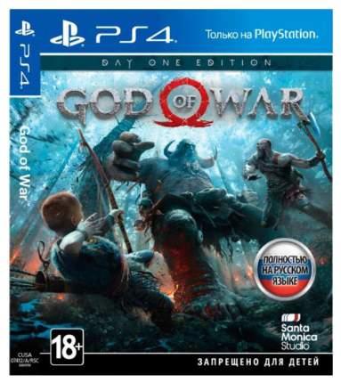 Игра God of War для PlayStation 4