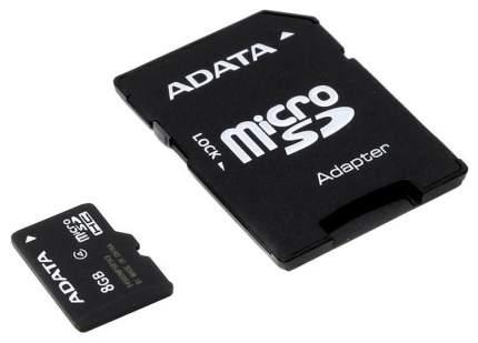 Карта памяти ADATA Micro SDHC 8GB