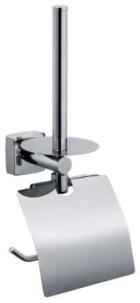 Держатель для туалетной бумаги FIXSEN KVADRO FX-61310E, с держателем запасного рулона