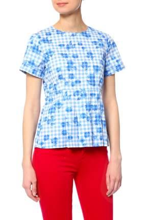 Блуза женская Tommy Hilfiger WW0WW21776 синяя 12 USA