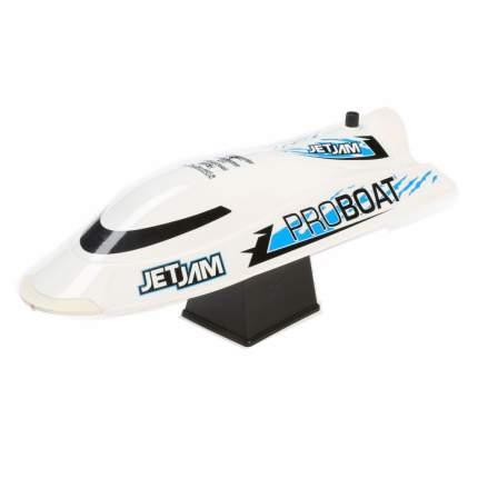 Радиоуправляемый катер ProBoat Jet Jam 12 Pool Racer RTR White