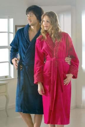 Банный халат HOBBY HOME COLLECTION Angora Цвет: Темно-Синий (xL)