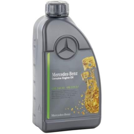 Масло моторное Mercedes-Benz 11BJER 5W-30 1л