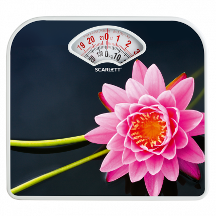 Весы напольные Scarlett SC-BS33M043 Flovers