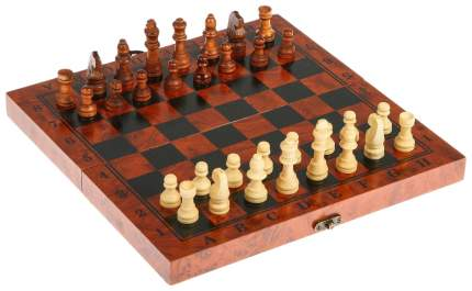 """Настольная игра 3 в 1 """"Будапешт"""" - Шашки, шахматы, нарды"""