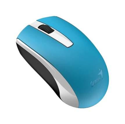 Беспроводная мышка Genius ECO-8101 Cyan (31030004402)
