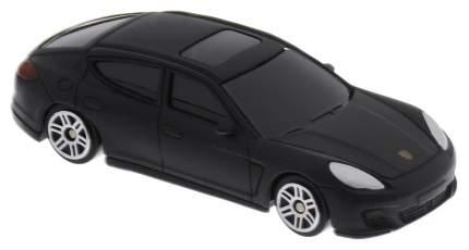 UNI-FORTUNE Машина Porsche Panamera, черная матовая (без механизмов) 344018SM(A)