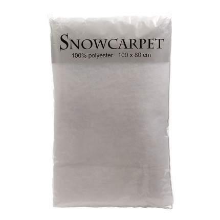 Kaemingk Покрывало Снежный Ковер 100*80 см 470271
