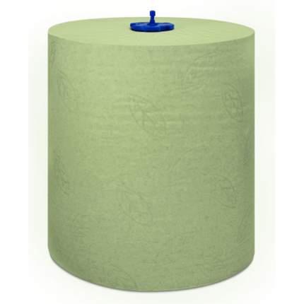 Полотенца в рулоне Tork Advanced 600 листов 2 слоя зеленые 50 м*21см