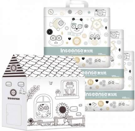 Набор подгузников-трусиков INSEENSE XL V5S 12-17 кг 34х3 MEGA + Домик Добрая сказка