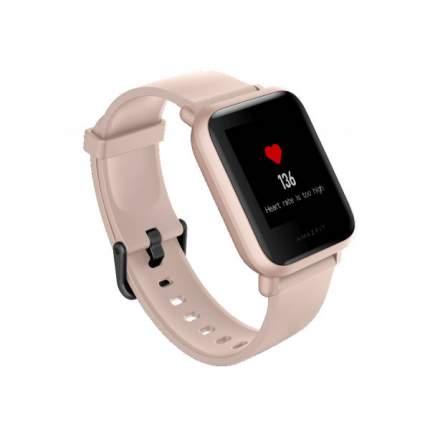 Смарт-часы Xiaomi Huami Amazfit Bip Lite pink