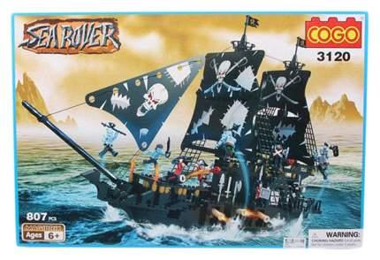 Констр.пласт.Пиратский корабль 807 дет.арт.3120 BOX 63,5*42,5*8,5 см