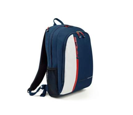 Рюкзак BMW Motorrad Rucksack, Motorsport, Blue/White/Red