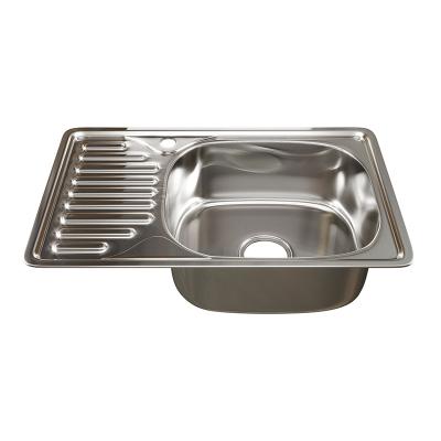 Мойка для кухни из нержавеющей стали MIXLINE 536117