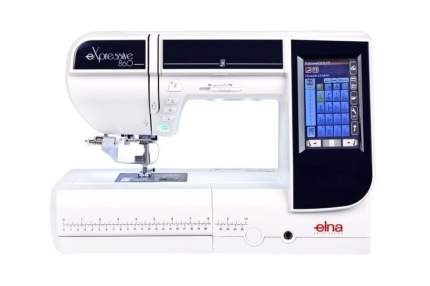 Швейно-вышивальная машина ELNA 860 eXpressive
