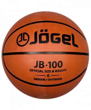 Баскетбольный мяч Jogel JB-100-6 №6 orange
