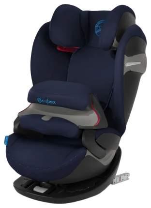 Автокресло 1/2/3 Cybex Pallas S-Fix (Сайбекс Паллас Эс-Фикс) Indigo Blue