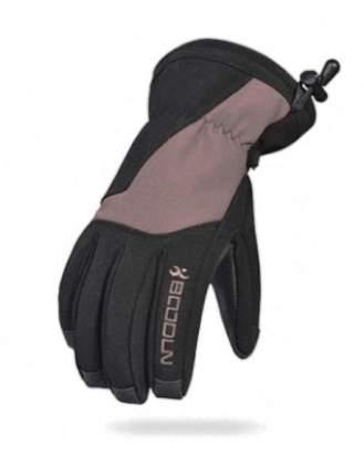 Зимние перчатки Boodun Cofee, L