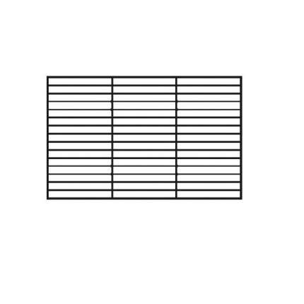 Верхняя решетка для клетки для кроликов и морских свинок Ferplast Maxi Duna, белая