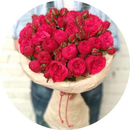 Букет роз «Piano Red»