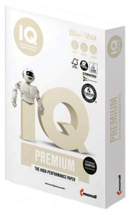 Бумага IQ Premium, А4, 250 г/м2, 150 л, для струйной и лазерной печати, А+