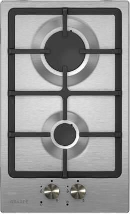 Встраиваемая газовая панель Graude GS 30.1 E Grey