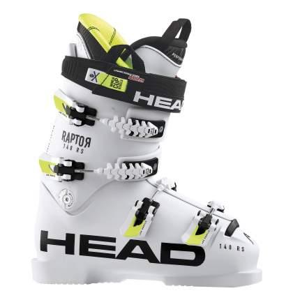 Горнолыжные ботинки HEAD Raptor 140S RS 2019, white, 26.5