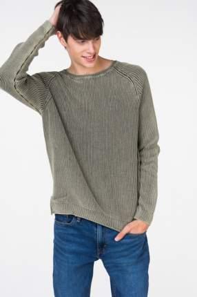 Пуловер мужской Blend 20706636 зеленый L