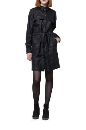 Платье женское Adzhedo 41826 коричневое 4XL