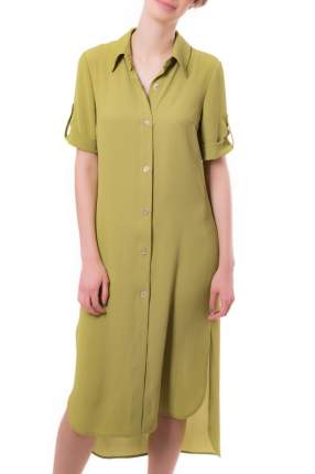 Платье женское Argent VLD900226 зеленое 54 RU