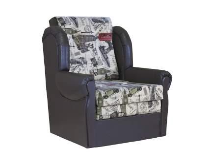 Кресло кровать Классика М велюр париж