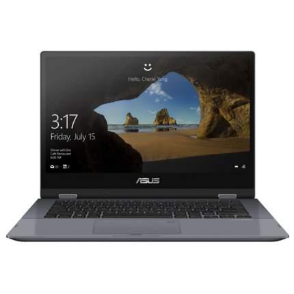 Ноутбук-трансформер Asus VivoBook Flip 14 TP412FA-EC141T (90NB0N31-M05740) Grey