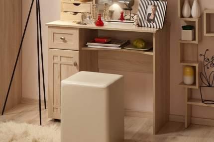 Туалетный столик Hoff 79,1х92,6х40,3 см, бежевый