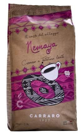 Кофе в зернах Carraro Nemaya 1000 г