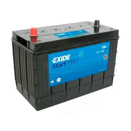 Аккумулятор Exide Heavy Professional [12v 110ah 950a Прямая Полярность