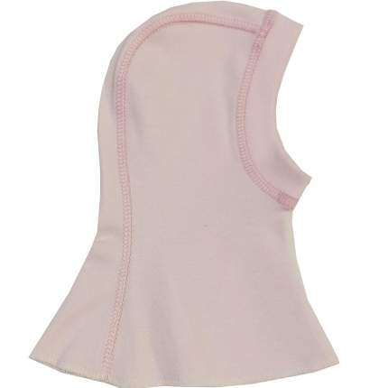 Шапка-балаклава Папитто Розовый, размер 50-52 (1,5-2 года)