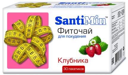 Фиточай Сантимин клубника 2г ф/п 30 шт.