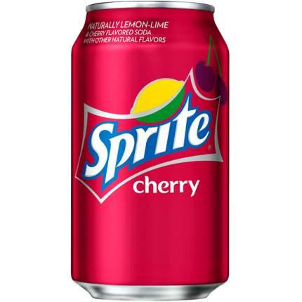 Напиток Sprite cherry ажестяная банка 0.36 л