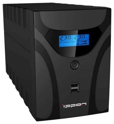 Источник бесперебойного питания Ippon Smart Power Pro II Euro 1600 Black