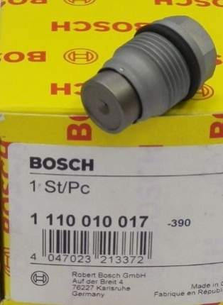 Клапан BOSCH 1110010017