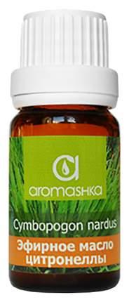 Эфирное масло 100% цитронеллы Аромашка 1035