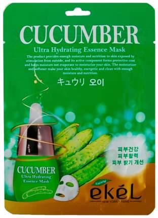 Маска для лица Ekel Cucumber Ultra Hydrating Essence Mask 25 г