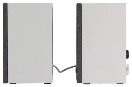 Колонки 2.0 Smartbuy Fusion Бело-серые