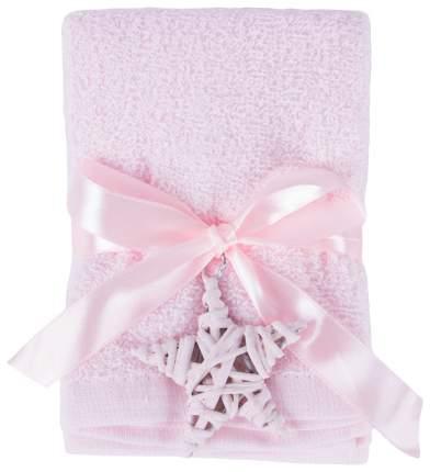 Набор полотенец Arya новогодняя розовый